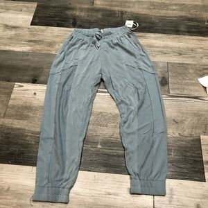 Free People Pants & Jumpsuits - Free People Movement Trekking Out Jogger Green